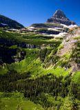 Mountain, Glacier National Park