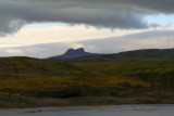 Vaðalfjöll og Berufjarðarbrot.