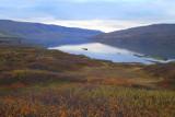 Þorskafjörður í haustkyrrð