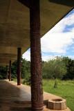 Carved Pillar