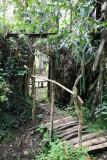 Entrance to Village Facing Outward