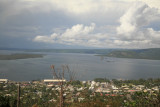 Simpson Harbour in Rabaul