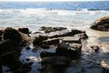 Remains of Japanese Submarine Base Concrete Dock