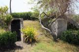 Entrance to Japanese Bunker