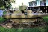 Japanese Type 97 Te ke Tankette