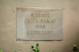 Bita Paka War Cemetery