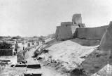 Kunya Ark's Walls and the Harem Tower