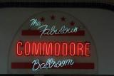 Commodore Ballroom