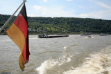 Rhine River Traffic