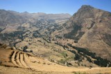 View of the Valley from Inca Pisac