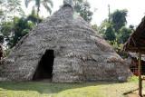 Yagua Indians' Ceremonial Lodge