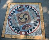 The Powell Street Grounds Mosaic