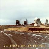 Cold Bay Air Force Station, Alaska