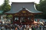 Morceau d'un shrine à kamakura