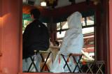 Marriage dans un shrine