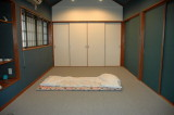 Ma chambre dans la temple