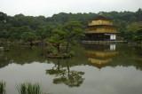 Kinkaku-ji à Kyoto (=pavilion d'or)