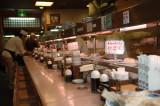 bar typique de sushi
