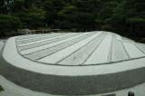jardin zen, pavillion d'argent