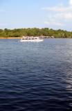 View from Telaga Punggur Port 3