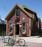 Blue Book Store in Crested Butte