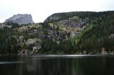Bear Lake - Mount Hallett