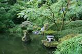 Japenese Garden Pond