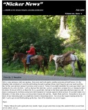 July 2009 Lewis County Chapter Newsletter