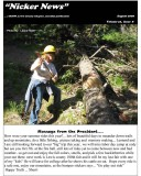 August 2009 Lewis County Chapter Newsletter
