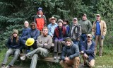 Snowgrass Flat Trail Crew Pack in and out