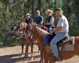 2005 VIP Ride, Keenes Horse Camp