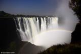 Victoria Falls  Lunar rainbow 3025