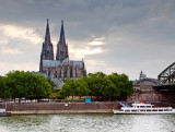 Churches of the Rhine River Valley