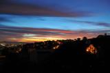 Sunrise Moon - San Francisco