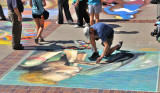 Pasadena Chalk Art Festival June 2010