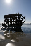 Wreck of the Peter Iredale -- again