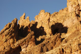Rocks above Succor Creek
