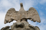 Eagle atop the Fontana dell'Organo Villa D'Este