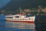 Cruising Lake Como