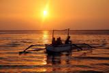 Sunset in Lovina