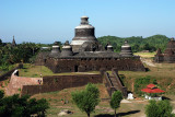 Mrauk'Us temple