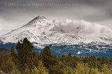Mount Shasta from Pluto's Cave