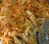 Hot Macaroni and Chicken Salad