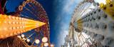 Ferris wheel night'n'day