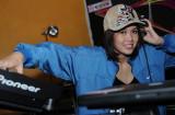 ***    Sweet  DJ  (a model) at a Dance Club    ***