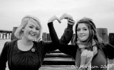 LOVE IS...mucking around with your bestest friend!!