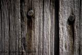 wood n rusty nails.....