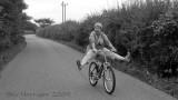 first go on my bike...