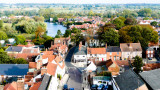 from the top of the tower in beccles