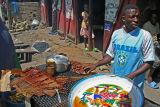 Food seller, Kekem